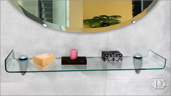 Ulani Glass Shelf